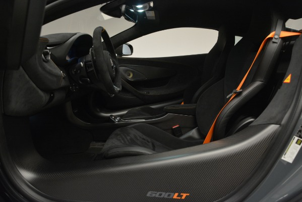 Used 2019 McLaren 600LT Luxury for sale Sold at Aston Martin of Greenwich in Greenwich CT 06830 18