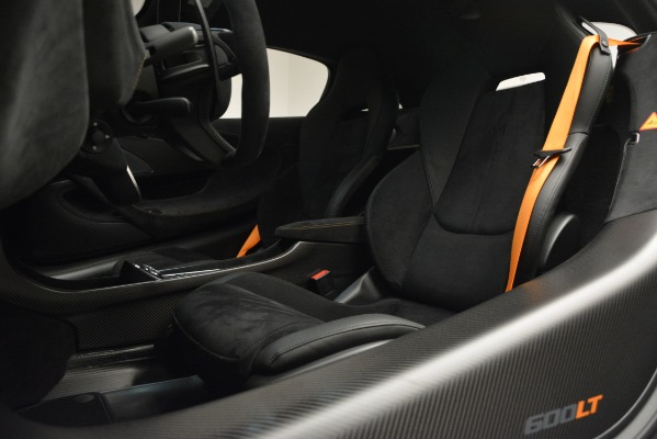 Used 2019 McLaren 600LT Luxury for sale Sold at Aston Martin of Greenwich in Greenwich CT 06830 19