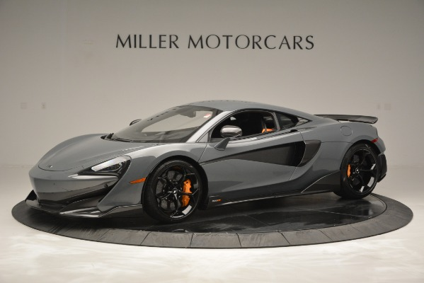 Used 2019 McLaren 600LT Luxury for sale Sold at Aston Martin of Greenwich in Greenwich CT 06830 2
