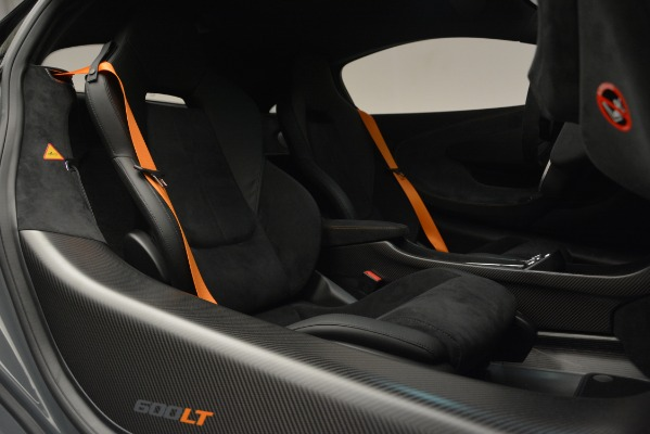 Used 2019 McLaren 600LT Luxury for sale Sold at Aston Martin of Greenwich in Greenwich CT 06830 23