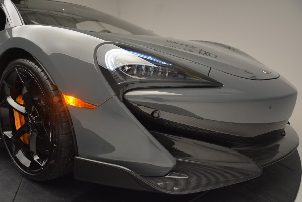 Used 2019 McLaren 600LT Luxury for sale Sold at Aston Martin of Greenwich in Greenwich CT 06830 24