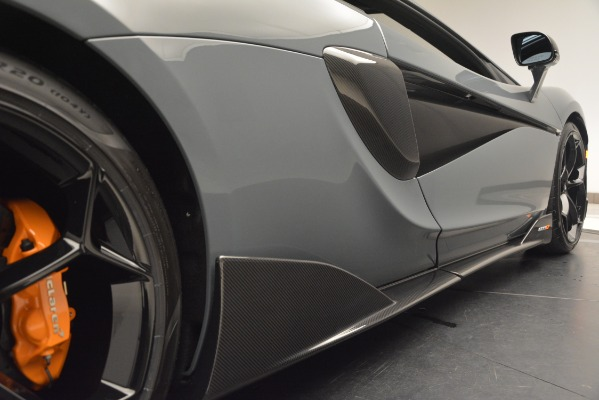 Used 2019 McLaren 600LT Luxury for sale Sold at Aston Martin of Greenwich in Greenwich CT 06830 25