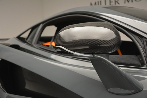 Used 2019 McLaren 600LT Luxury for sale Sold at Aston Martin of Greenwich in Greenwich CT 06830 26