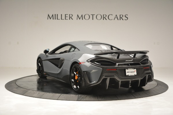 Used 2019 McLaren 600LT Luxury for sale Sold at Aston Martin of Greenwich in Greenwich CT 06830 5