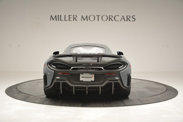 Used 2019 McLaren 600LT Luxury for sale Sold at Aston Martin of Greenwich in Greenwich CT 06830 6