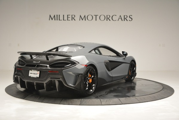 Used 2019 McLaren 600LT Luxury for sale Sold at Aston Martin of Greenwich in Greenwich CT 06830 7