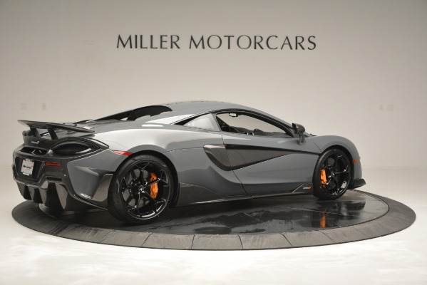 Used 2019 McLaren 600LT Luxury for sale Sold at Aston Martin of Greenwich in Greenwich CT 06830 8