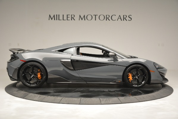 Used 2019 McLaren 600LT Luxury for sale Sold at Aston Martin of Greenwich in Greenwich CT 06830 9