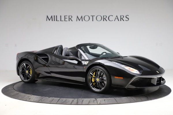 Used 2017 Ferrari 488 Spider for sale $284,900 at Aston Martin of Greenwich in Greenwich CT 06830 10
