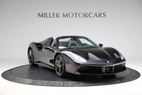 Used 2017 Ferrari 488 Spider for sale $284,900 at Aston Martin of Greenwich in Greenwich CT 06830 11