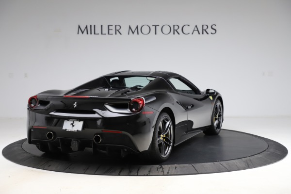 Used 2017 Ferrari 488 Spider for sale $284,900 at Aston Martin of Greenwich in Greenwich CT 06830 19