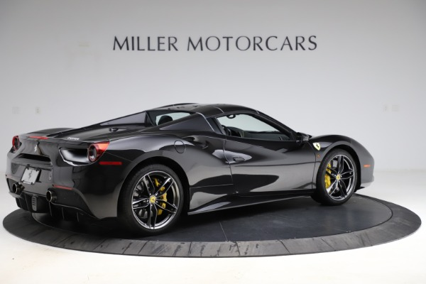 Used 2017 Ferrari 488 Spider for sale $284,900 at Aston Martin of Greenwich in Greenwich CT 06830 20