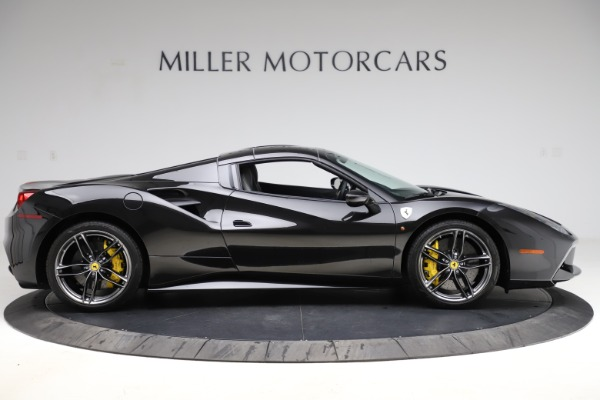 Used 2017 Ferrari 488 Spider for sale $284,900 at Aston Martin of Greenwich in Greenwich CT 06830 21