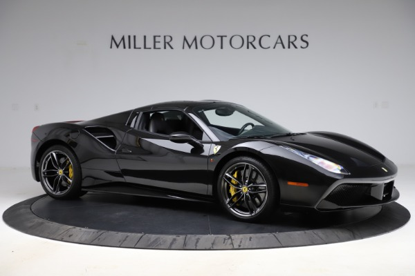 Used 2017 Ferrari 488 Spider for sale $284,900 at Aston Martin of Greenwich in Greenwich CT 06830 22