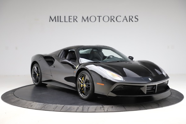 Used 2017 Ferrari 488 Spider for sale $284,900 at Aston Martin of Greenwich in Greenwich CT 06830 23
