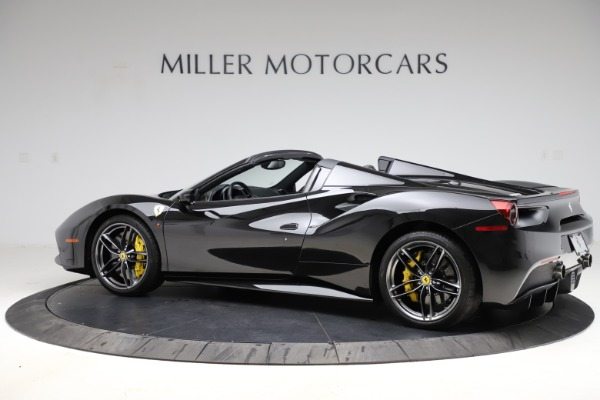 Used 2017 Ferrari 488 Spider for sale $284,900 at Aston Martin of Greenwich in Greenwich CT 06830 4