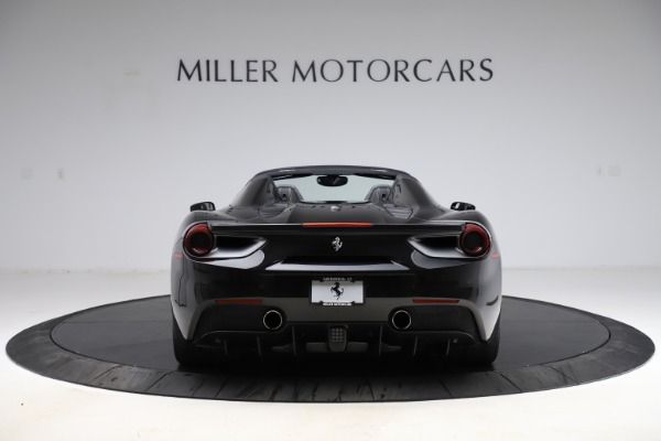 Used 2017 Ferrari 488 Spider for sale $284,900 at Aston Martin of Greenwich in Greenwich CT 06830 6