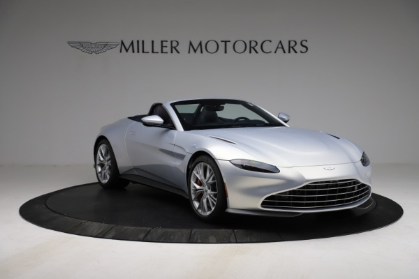 New 2021 Aston Martin Vantage Roadster for sale $184,286 at Aston Martin of Greenwich in Greenwich CT 06830 10