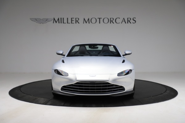 New 2021 Aston Martin Vantage Roadster for sale $184,286 at Aston Martin of Greenwich in Greenwich CT 06830 11