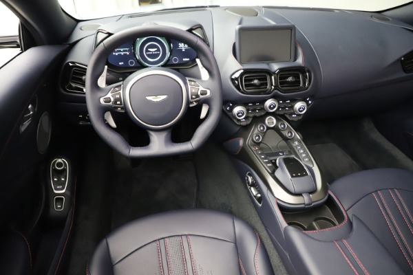 New 2021 Aston Martin Vantage Roadster for sale $184,286 at Aston Martin of Greenwich in Greenwich CT 06830 13