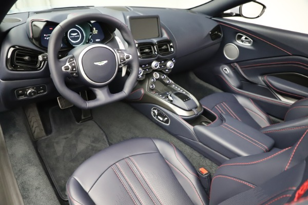 New 2021 Aston Martin Vantage Roadster for sale $184,286 at Aston Martin of Greenwich in Greenwich CT 06830 14