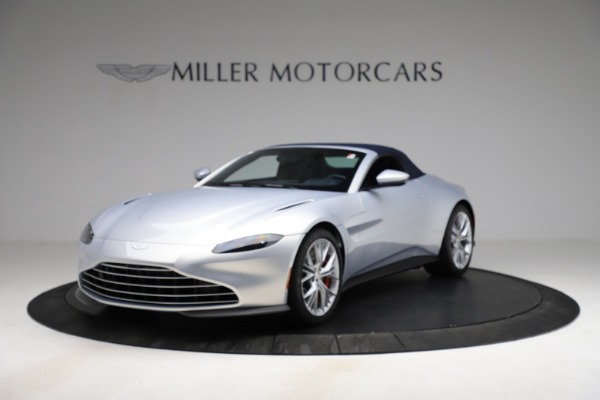 New 2021 Aston Martin Vantage Roadster for sale $184,286 at Aston Martin of Greenwich in Greenwich CT 06830 21