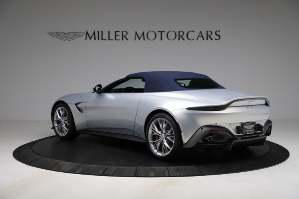 New 2021 Aston Martin Vantage Roadster for sale $184,286 at Aston Martin of Greenwich in Greenwich CT 06830 23