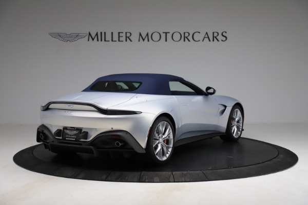 New 2021 Aston Martin Vantage Roadster for sale $184,286 at Aston Martin of Greenwich in Greenwich CT 06830 24