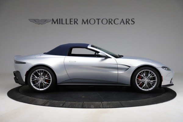New 2021 Aston Martin Vantage Roadster for sale $184,286 at Aston Martin of Greenwich in Greenwich CT 06830 25