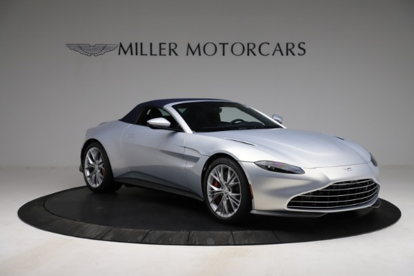 New 2021 Aston Martin Vantage Roadster for sale $184,286 at Aston Martin of Greenwich in Greenwich CT 06830 26
