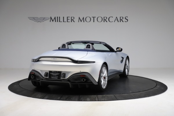 New 2021 Aston Martin Vantage Roadster for sale $184,286 at Aston Martin of Greenwich in Greenwich CT 06830 6