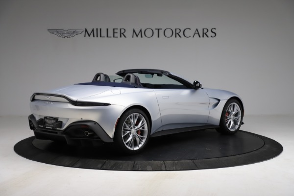 New 2021 Aston Martin Vantage Roadster for sale $184,286 at Aston Martin of Greenwich in Greenwich CT 06830 7