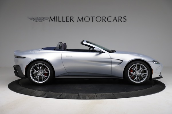 New 2021 Aston Martin Vantage Roadster for sale $184,286 at Aston Martin of Greenwich in Greenwich CT 06830 8