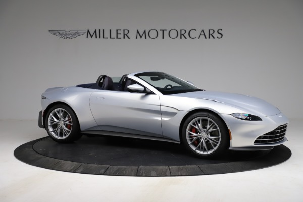 New 2021 Aston Martin Vantage Roadster for sale $184,286 at Aston Martin of Greenwich in Greenwich CT 06830 9