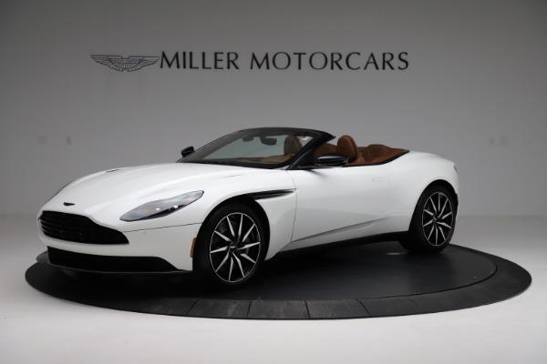 2021 Aston Martin DB11 Volante for sale $272,686 at Aston Martin of Greenwich in Greenwich CT