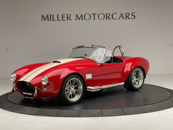 Used 2020 Shelby Cobra Superformance for sale $89,900 at Aston Martin of Greenwich in Greenwich CT 06830 2