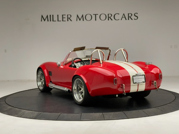 Used 2020 Shelby Cobra Superformance for sale $89,900 at Aston Martin of Greenwich in Greenwich CT 06830 4