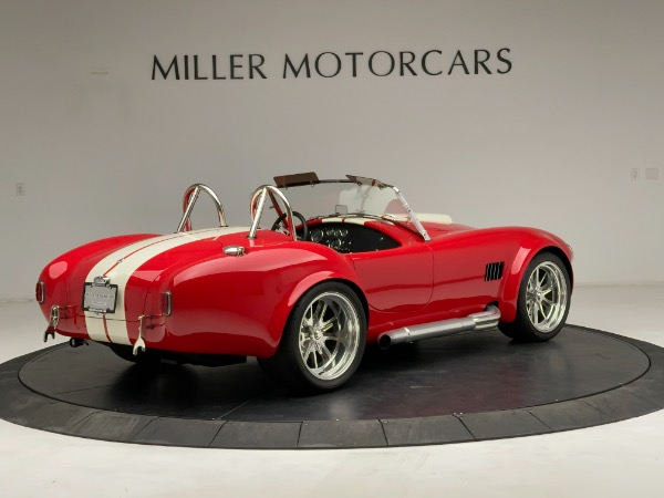 Used 2020 Shelby Cobra Superformance for sale $89,900 at Aston Martin of Greenwich in Greenwich CT 06830 7