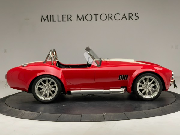 Used 2020 Shelby Cobra Superformance for sale $89,900 at Aston Martin of Greenwich in Greenwich CT 06830 8