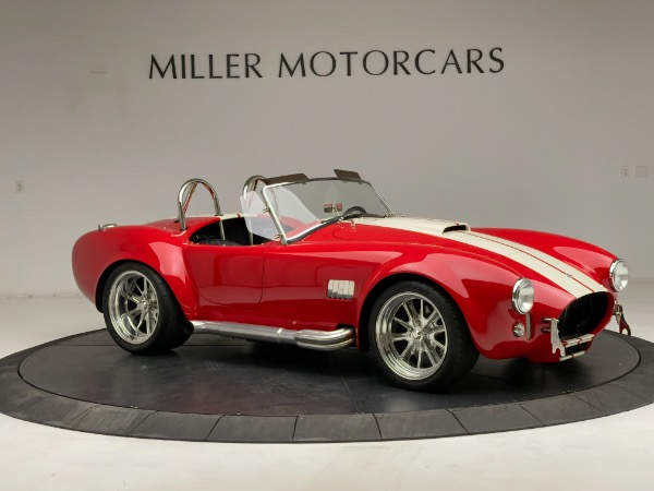 Used 2020 Shelby Cobra Superformance for sale $89,900 at Aston Martin of Greenwich in Greenwich CT 06830 9
