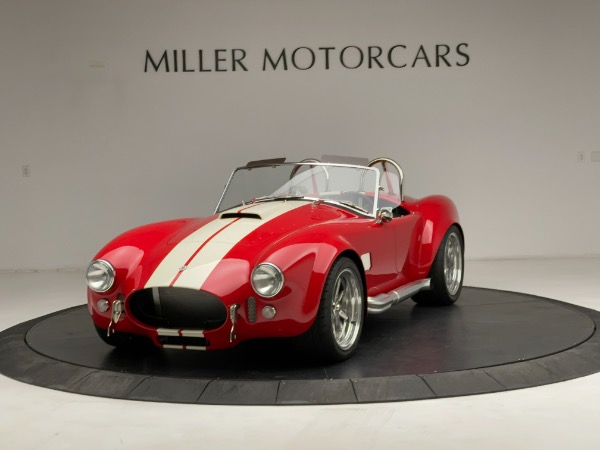 Used 2020 Shelby Cobra Superformance for sale $89,900 at Aston Martin of Greenwich in Greenwich CT 06830 1