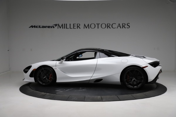 Used 2020 McLaren 720S Spider for sale Sold at Aston Martin of Greenwich in Greenwich CT 06830 14