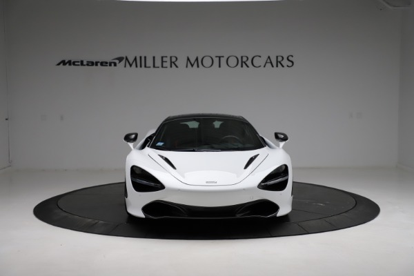 Used 2020 McLaren 720S Spider for sale Sold at Aston Martin of Greenwich in Greenwich CT 06830 21