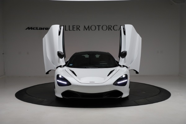 Used 2020 McLaren 720S Spider for sale Sold at Aston Martin of Greenwich in Greenwich CT 06830 22