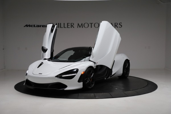 Used 2020 McLaren 720S Spider for sale Sold at Aston Martin of Greenwich in Greenwich CT 06830 23