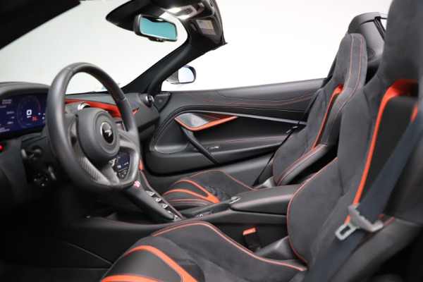 Used 2020 McLaren 720S Spider for sale Sold at Aston Martin of Greenwich in Greenwich CT 06830 25