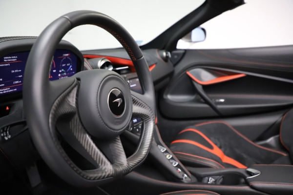 Used 2020 McLaren 720S Spider for sale Sold at Aston Martin of Greenwich in Greenwich CT 06830 26