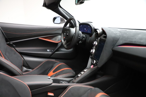Used 2020 McLaren 720S Spider for sale Sold at Aston Martin of Greenwich in Greenwich CT 06830 28
