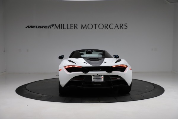 Used 2020 McLaren 720S Spider for sale Sold at Aston Martin of Greenwich in Greenwich CT 06830 4