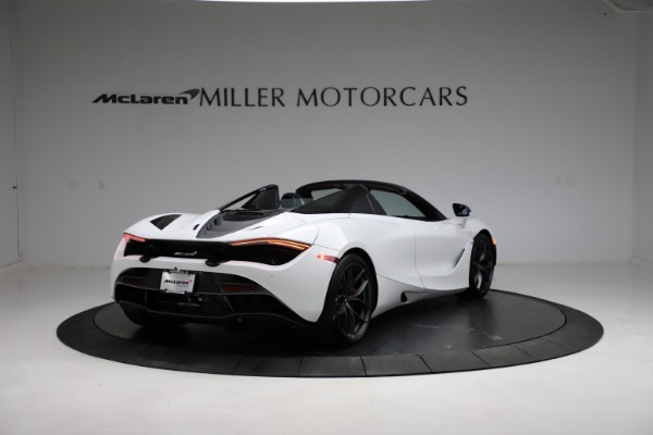 Used 2020 McLaren 720S Spider for sale Sold at Aston Martin of Greenwich in Greenwich CT 06830 5